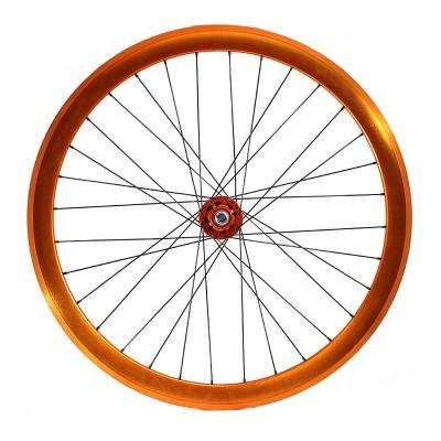 Fyxation Pusher Laufradsatz. Orange. CHF 279.00