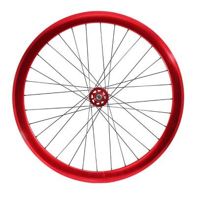Fyxation Pusher Laufradsatz. Rot. CHF 279.00